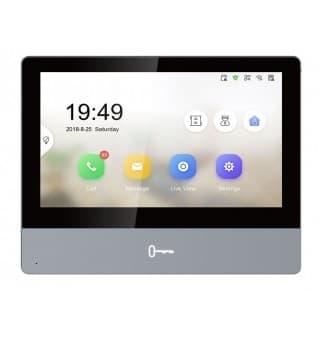 "10"" IP видеодомофон DS-KH8350-TE1"