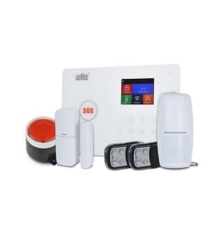 Kit GSM+WiFi 130 комплект беспроводной GSM и Wi-Fi сигнализации