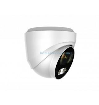 IP-7225PA-FC (3,6 мм) IP камера 5Мп Full Color Seven